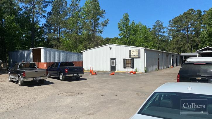 Flex Industrial Property for Sale in Summerville