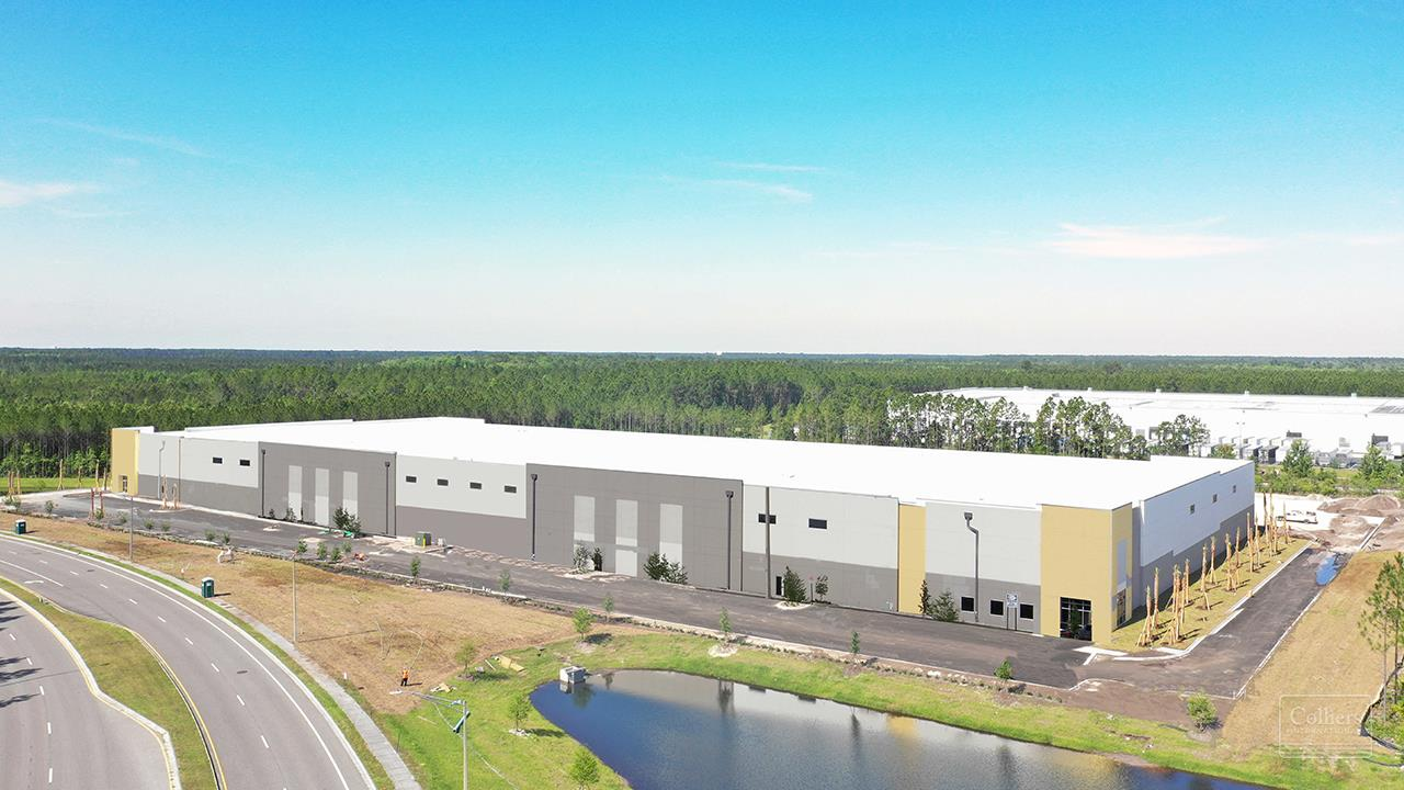 Industrial For lease — 12075 Pritchard Road Jacksonville