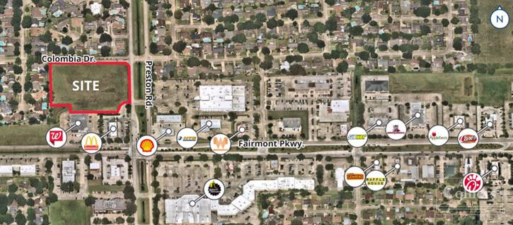 For Sale or Lease | ±3.897 Acre Development Site