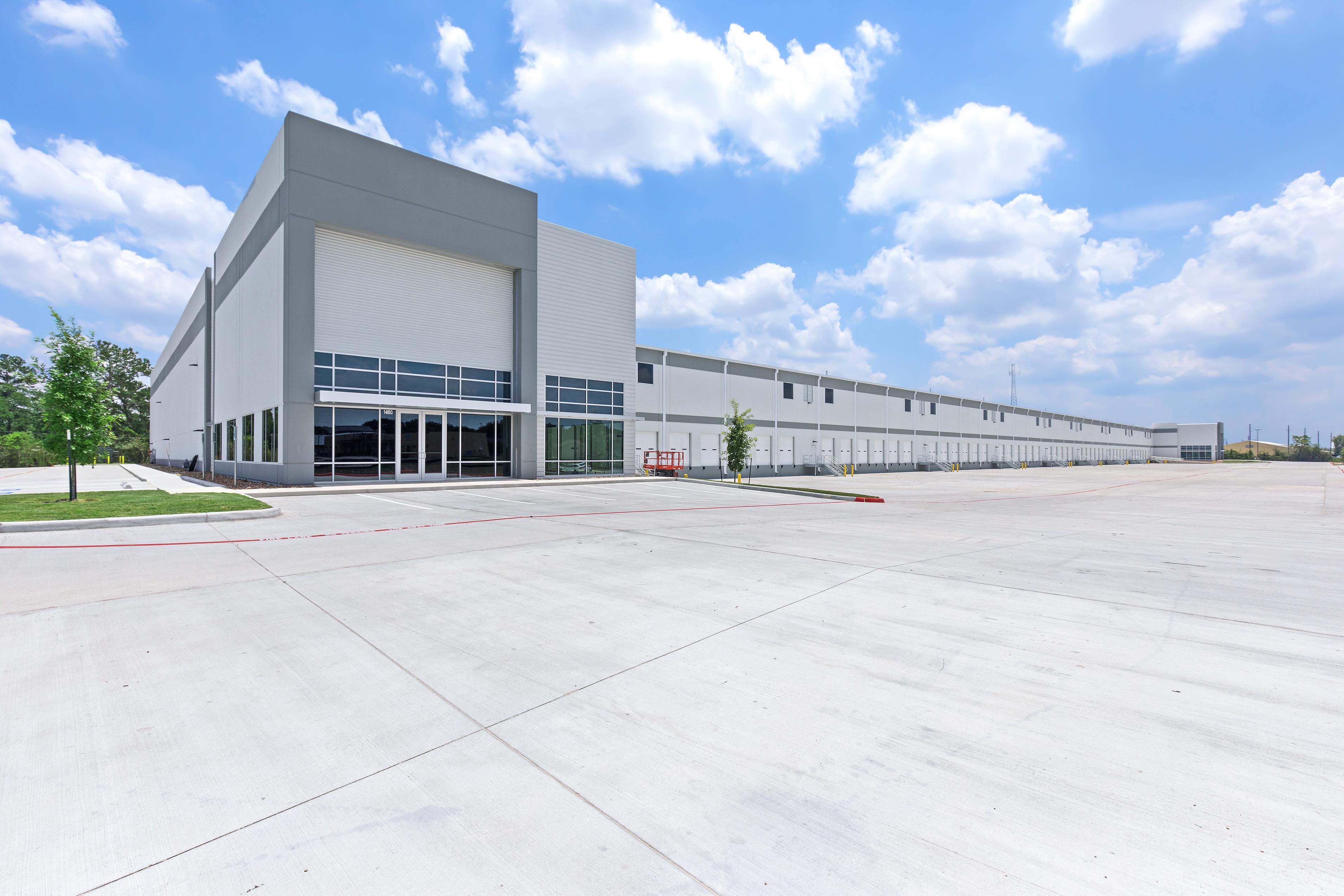 Houston Industrial Team Colliers International