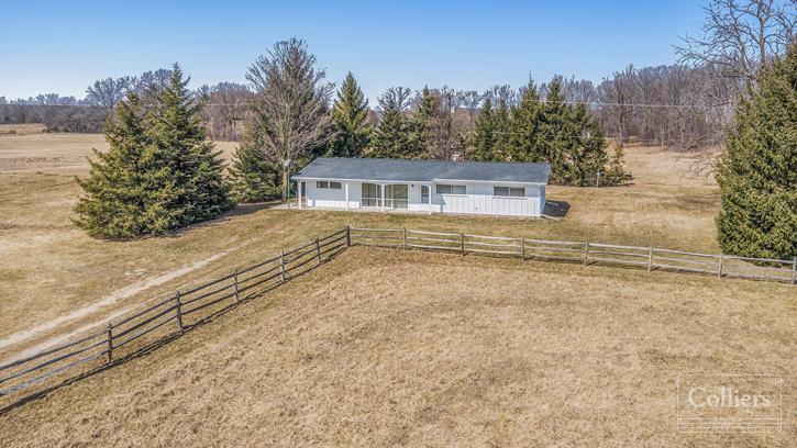 Ann Arbor Horse Farm