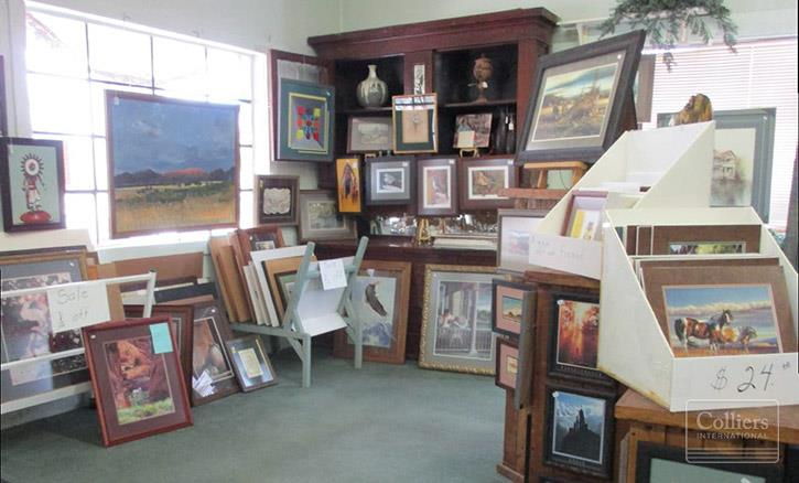 Colliers International Properties Custom Picture Framing And Art