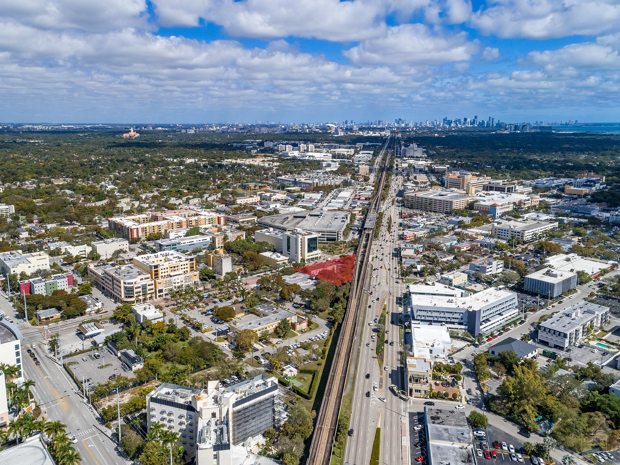Office For Sale and Lease — 5950 Sunset Drive Miami, FL