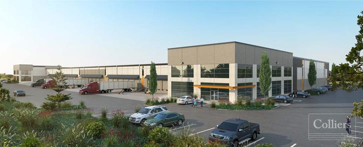 For Lease or Build-to-Suit - Up to 664,653 SF
