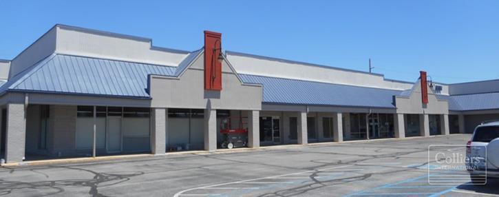 Brownsburg Shopping Center