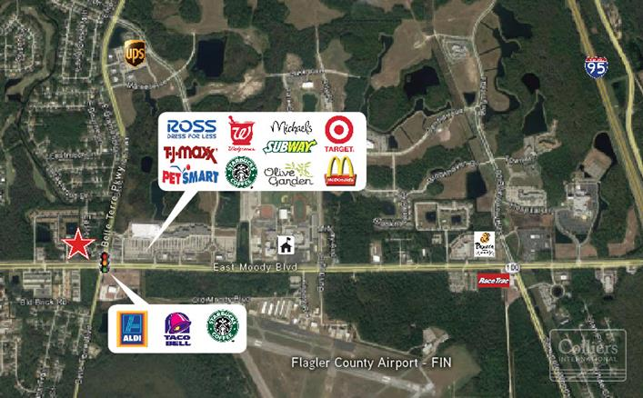 For Lease or Build-To-Suit | 6,000 SF of Space