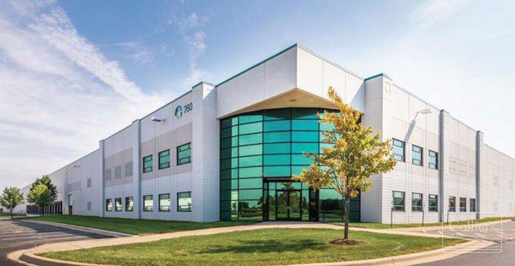 165,706 SF available for lease in Bolingbrook