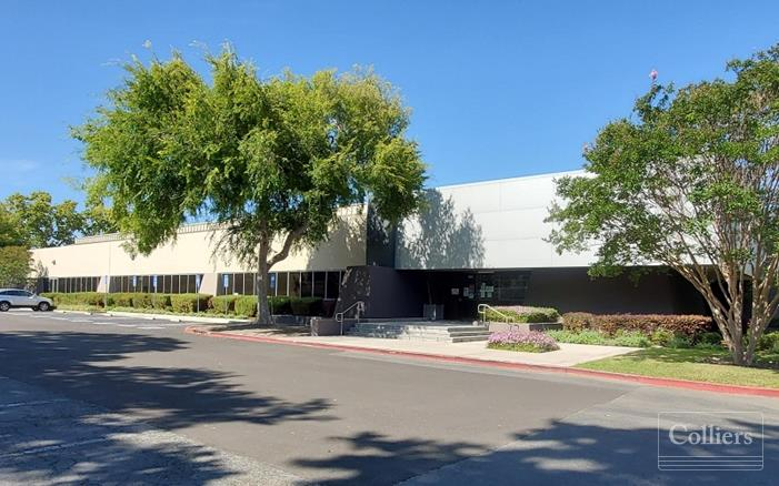 R&D SPACE FOR SUBLEASE