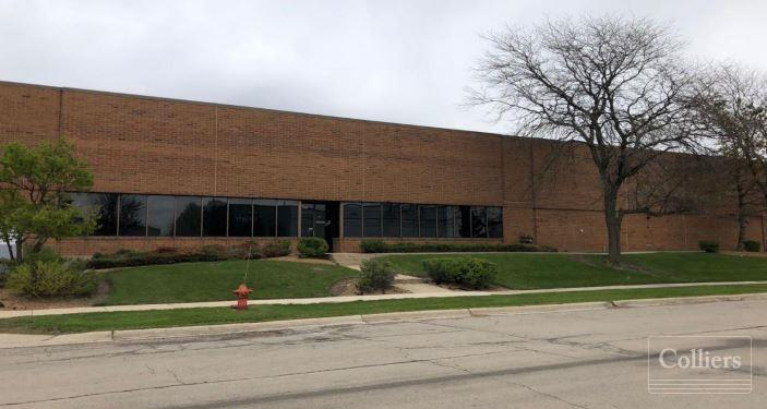 78,161 SF Available for Lease in Itasca