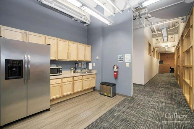 Stunning Downtown Office Space