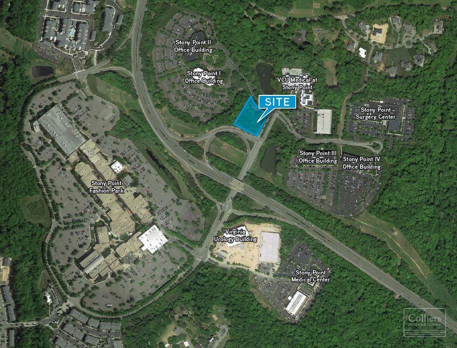 Land For sale — 9040 Stony Point Parkway Richmond, VA 23235 ...