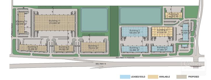 For Lease   New Construction in SouthPoint Business Park