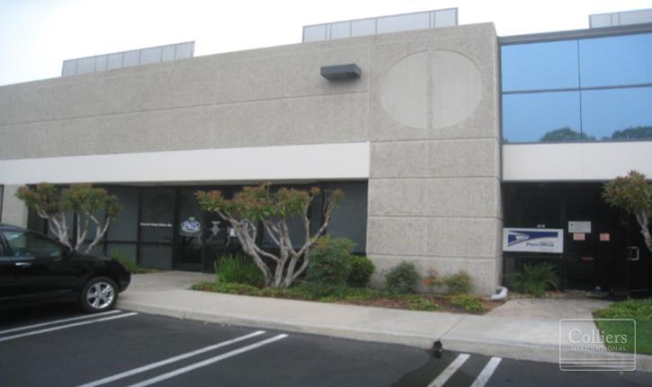 Poway Business Park - Danielson Court Suite 401