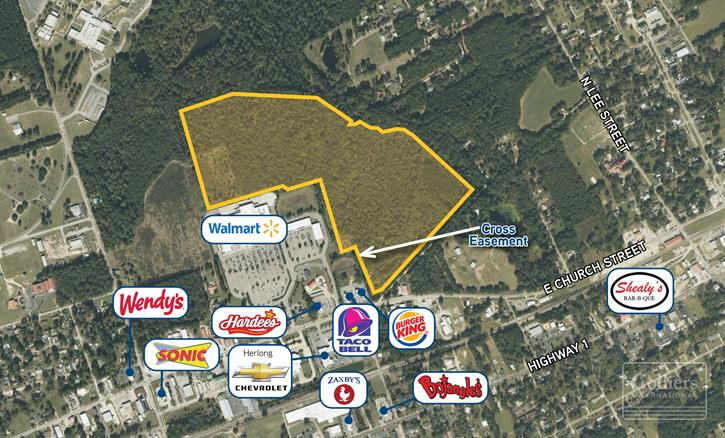 ±79 Acres: Residential or Commercial Development