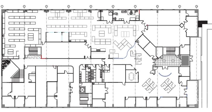 22,000 SF Laboratory/Assemble Space in Bridgewater NJ Available Immediately