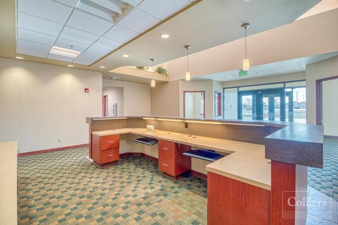 For Sale or Lease | 14000+ SF Office Space