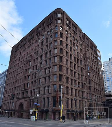 Built In 1885 The 12 Story Lumber Exchange Downtown Minneapolis Is Considered Nation S Tallest 19th Century High Rise Building Still Standing