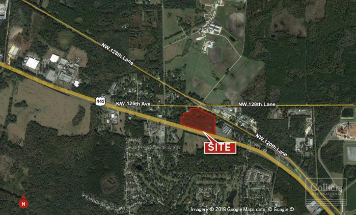 Land For sale — 6609 US Hwy. 441 S. Gainesville, FL 32653 ...