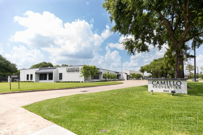 For Lease   Freestanding Office Building in Northwest Houston