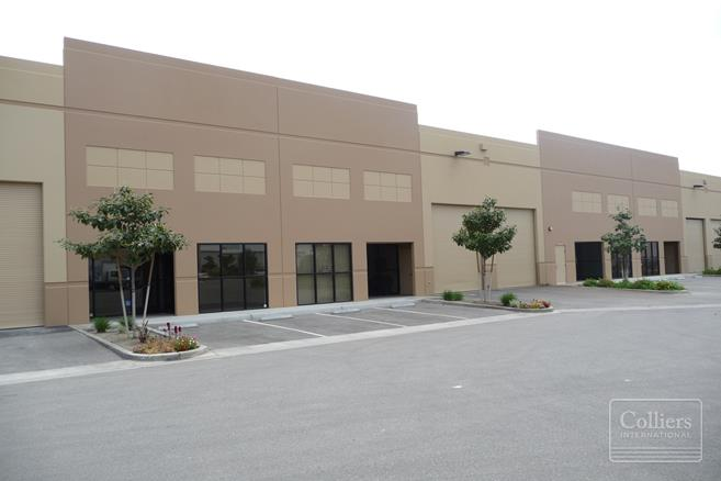 Colliers International Properties Office Warehouse Suites