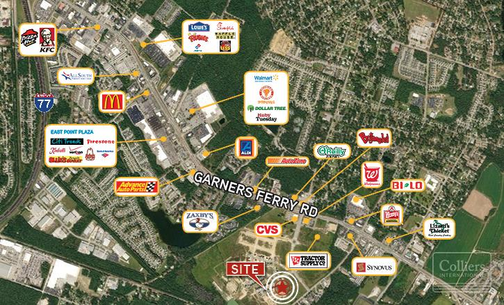 Land For sale — Pineview Road, Columbia, SC 29209   United
