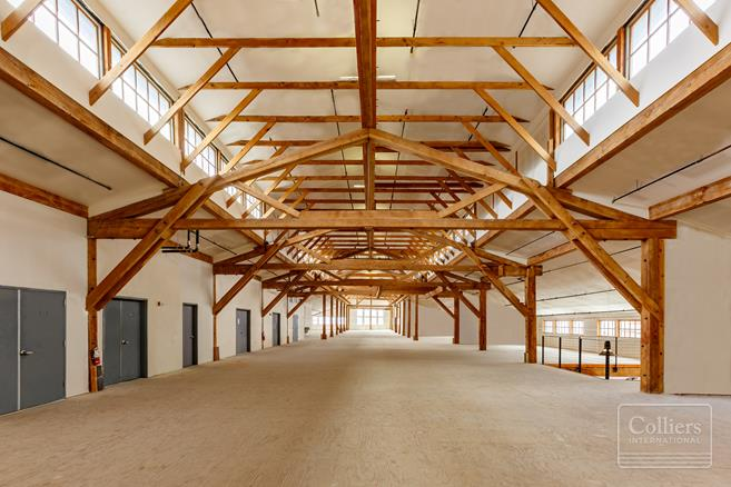 FOR LEASE - 21,941 RSF Office Space on Seattle Waterfront