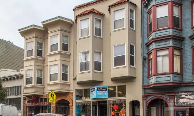 Multifamily-Apartment Sold — 1841-1845 Powell Street San Francisco
