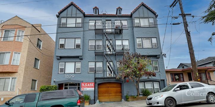 1829 6th Avenue | 24 Units