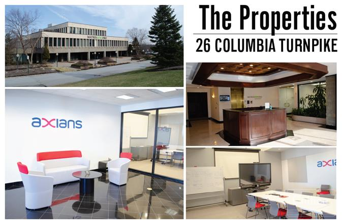Aggressively Priced Office Space for Lease in Florham Park, NJ