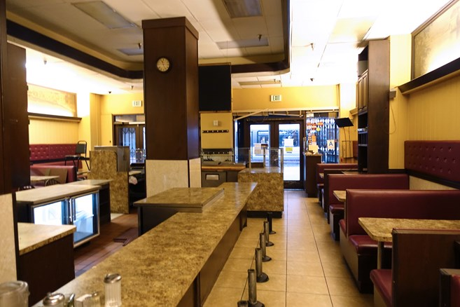 Colliers International Properties Restaurant Space For Lease