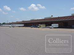 The Memphis Depot   Bldg 210   21,981 SF