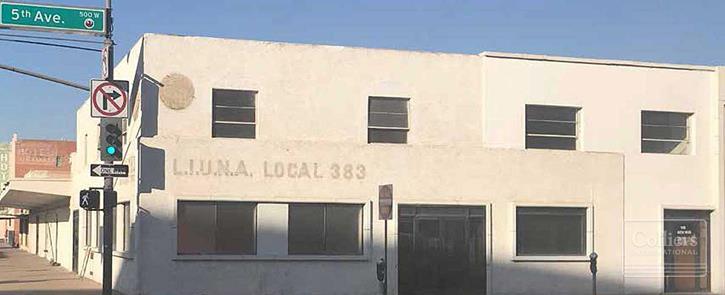 Vintage Office Building for Lease Downtown Phoenix