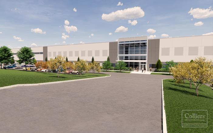 Build-to-Suit For Lease > Industrial
