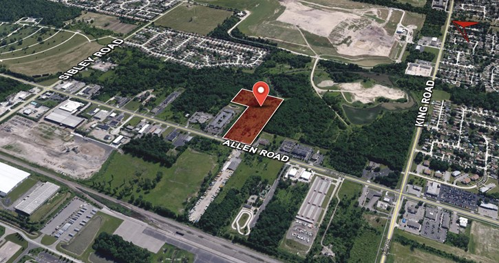 For Sale > Vacant Land - 11.48 Acres
