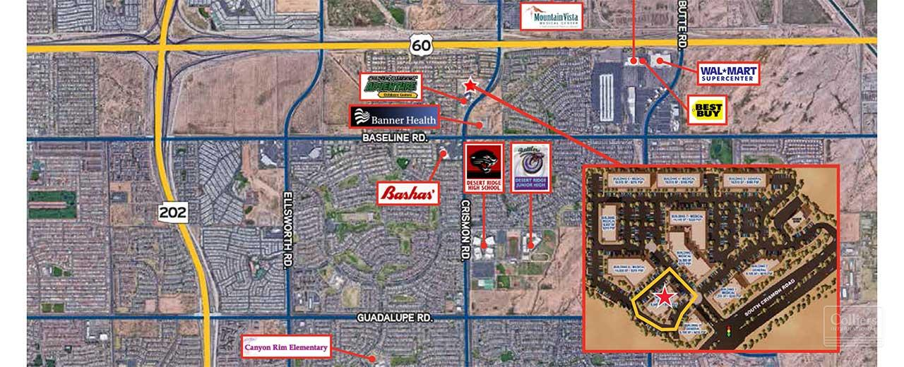 Healthcare-Medical For lease — Odyssey Professional Park ... on map of lsuhsc shreveport, map of chandler regional hospital, map of phoenix memorial park, map of milton hershey medical center, map of va, map of lij hospital, map of mckee medical center,
